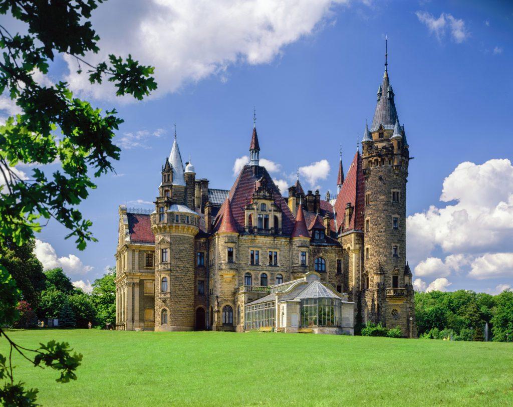 Castle Moszna PolandShiok
