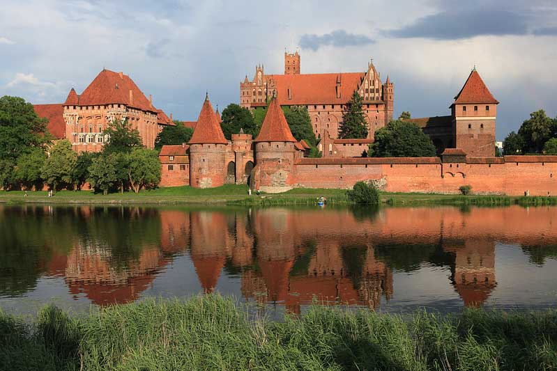 Malbork castle PolandSHIOK polish festival in Singapore