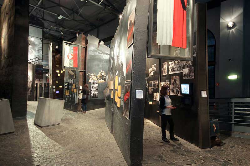 Warsaw uprising museum PolandSHIOK polish festival in Singapore